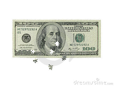 Monetary puzzle