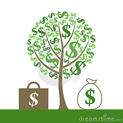 Monetary tree