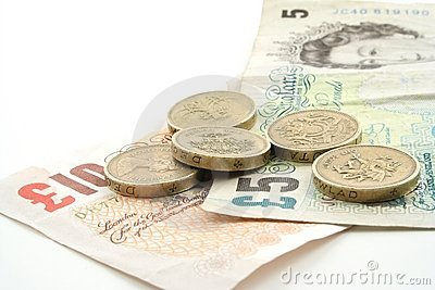 Money Editorial Photo
