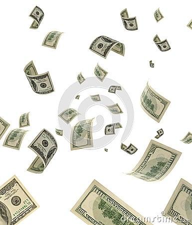 Free Money. Stock Images - 21915664