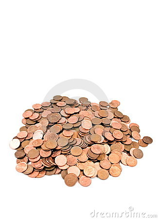 Money Editorial Stock Image
