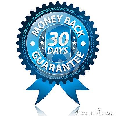 Free Money Back Guarantee Stock Images - 15440744