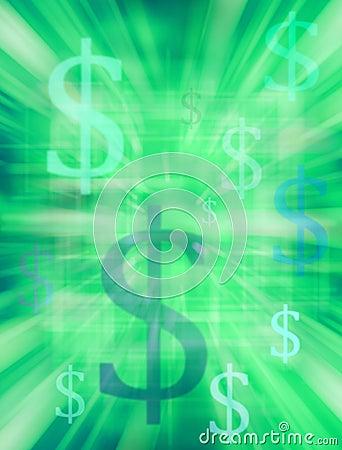 Free Money Background Royalty Free Stock Photography - 7331777