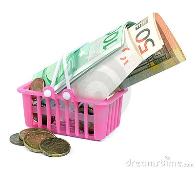 Money basket
