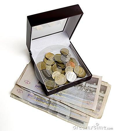 Money box 1