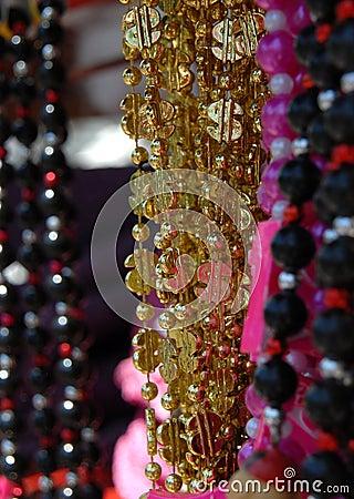 Money Carnival Beads