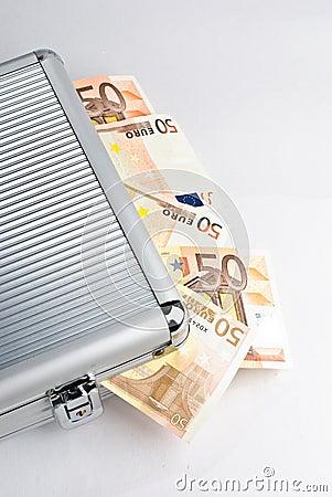 Free Money Case Stock Photo - 12549540