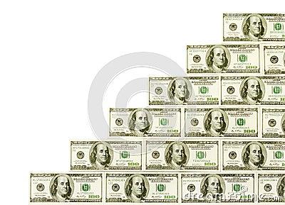 Money cash ladder