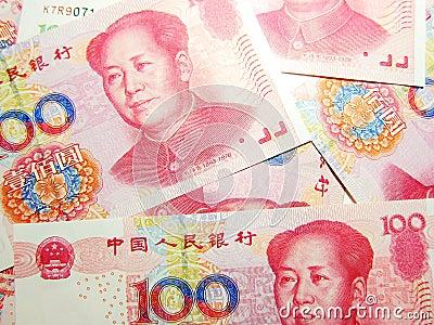 Money, China