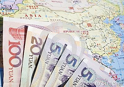 Money and China