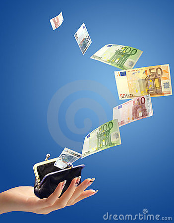 Free Money Concept Stock Images - 4371074