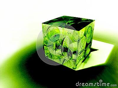 The Money Cube