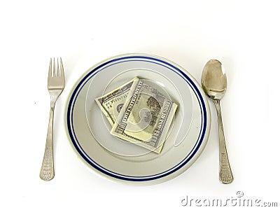 Money dinner