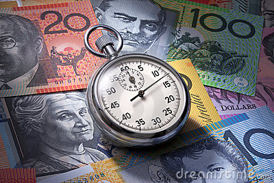 Money Dollar Time Superannuation