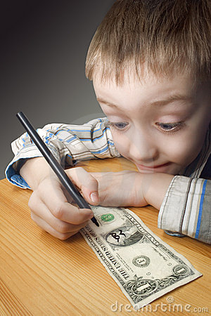 Free Money Drawer-1 Stock Image - 2113991