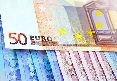 The money euro