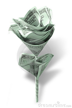 Free Money Flower Stock Photography - 12050902