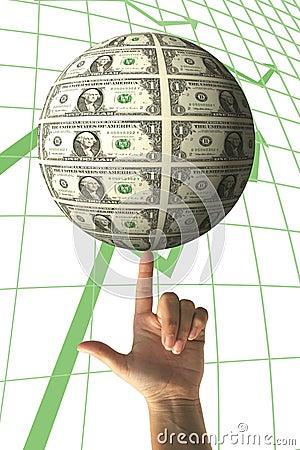 Free Money Growth Stock Photos - 1710523