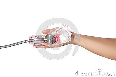 Money for health