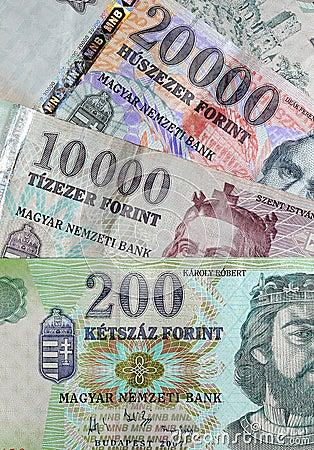 Money - Hungarian Forint