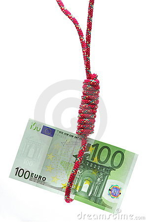 Free Money In Gibbet Stock Images - 18600404