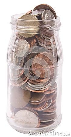 Free Money Jar Stock Images - 7216394