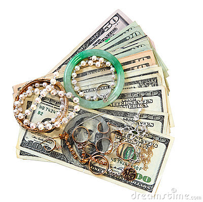 Money and Jewelry