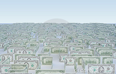 Money labyrinth