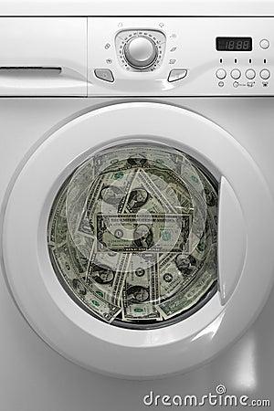 Free Money Laundry Stock Image - 2488321