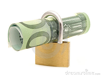 Money within a Lock