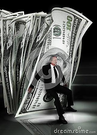 Free Money Management Royalty Free Stock Image - 20617306