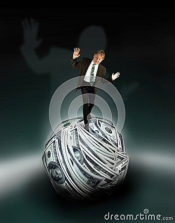Free Money Management Stock Photography - 8642652