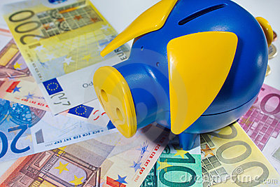 Money management metaphor photo