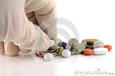 Money or medicine 3 ??