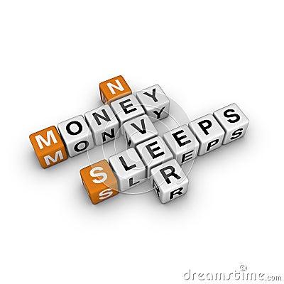 Money never sleep
