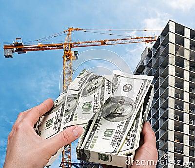 Money for new housing