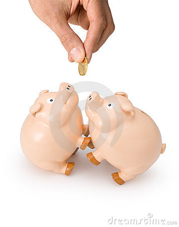Money Piggy Bank Dollar