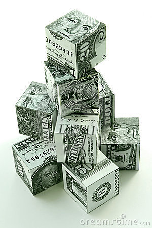 Free Money Pyramid-financial Concept Stock Photo - 1169140