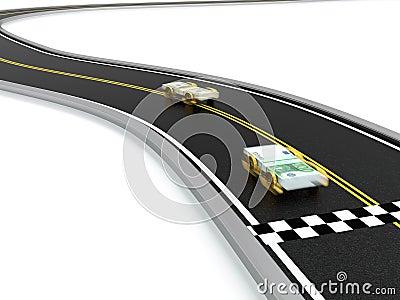 Money race