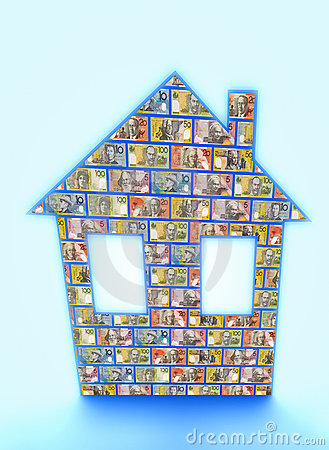 Australia Money Real Estate Property
