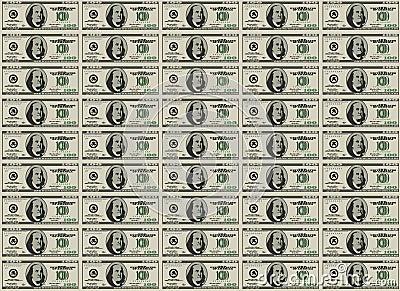 money sheet royalty free stock image image 9114406