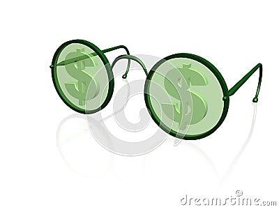 Money spectacles