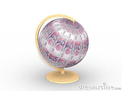 Money sphere