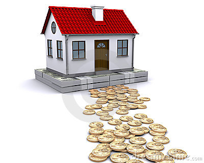 Money - a stable foundation for home
