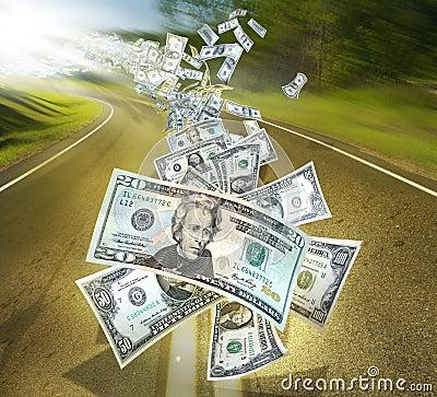 Money stream