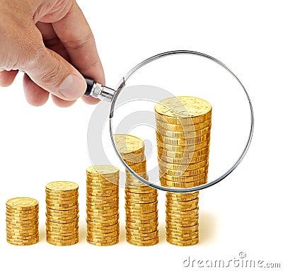 Money Superannuation Business Coins Profits