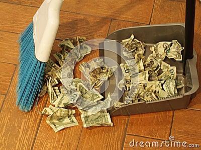 Money sweep 8