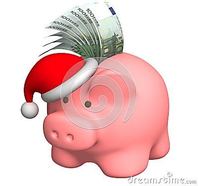 Money to Christmas
