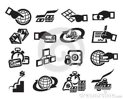 Money. Vector illustration