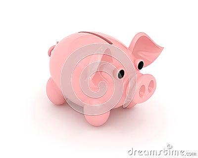 Moneybox świnia
